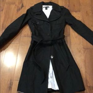 MARC JACOBS LONG BLACK COAT